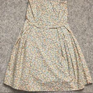 Moda International Floral Dress